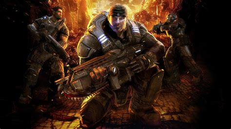 5 Hd Picture by Gears Of War Hd 1080p Wallpapers Hd Wallpapers Id 8136
