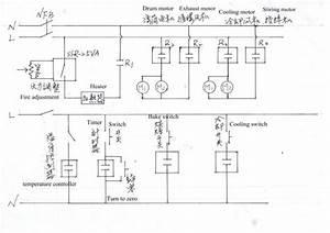 Wiring Diagram Nesco Coffee Roaster
