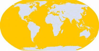Map Yellow Clip Maps Clker Clipart Locations