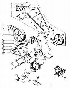 Craftsman Sears Garden Seeder And Fertilizer Parts