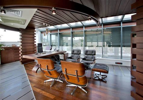 modern workplace environment  art  vision interiorzine