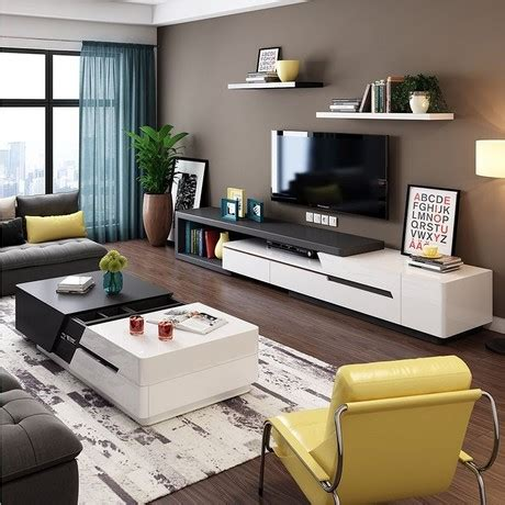 popular wooden tv stand design buy cheap wooden tv stand