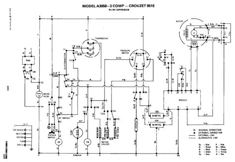 washer wire diagram
