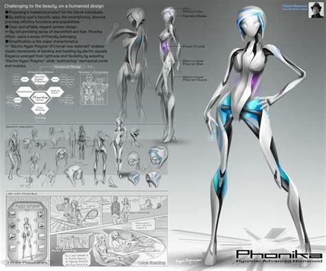 Advanced Humanoid Concept
