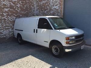 1999 Chevy Cargo Van Express 2500