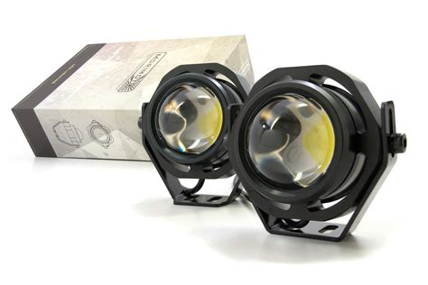 off road running lights x drl 1 led daytime running lights from morimoto hid