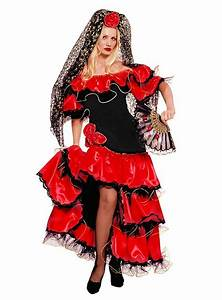 Carmen the Flamenco Dancer Costume