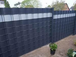 Sichtschutz 100 Cm Hoch : stabmattenzaun mit sichtschutz 180 cm hoch traumgarten ~ Bigdaddyawards.com Haus und Dekorationen