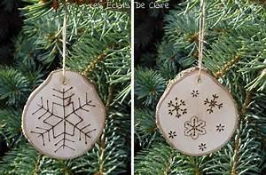 Décoration De Noel à Fabriquer En Bois : fabriquer deco noel en bois brassline ~ Voncanada.com Idées de Décoration