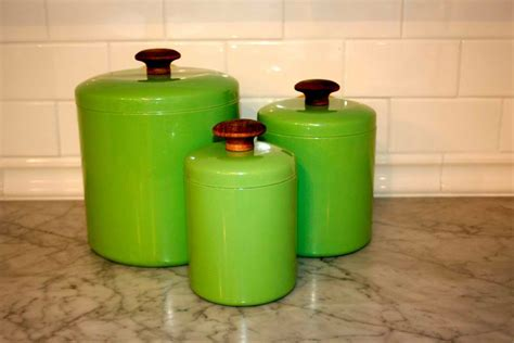 green canisters kitchen modern lime green kitchen canisters quicua com