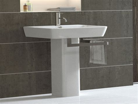 black pedestal sink kohler bathroom vanity vintage standard pedestal