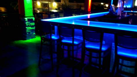 Ideas For Kitchen Lighting - bar and nightclub led lighting ideas youtube