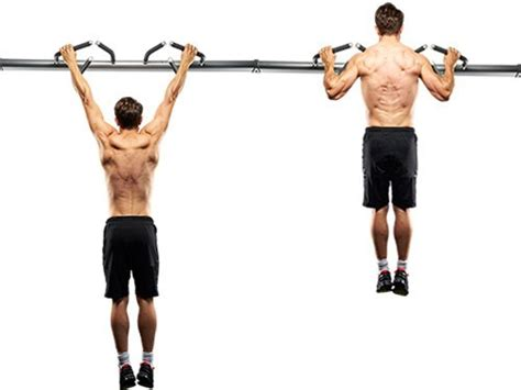 Bench Press Strength Routine by Wide Grip Pull Up