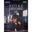 NOTRE HISTOIRE French Movie Poster