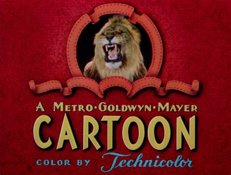 The Lost Cartoons Of Mgm