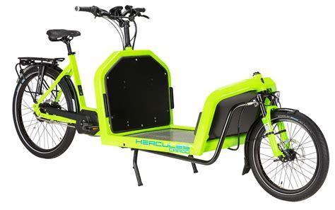 hercules  bike cargo  eurorad bikeleasingeurorad