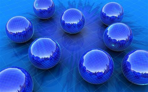 3d Blue Wallpaper 3d blue balls hd wallpaper hd wallpapers