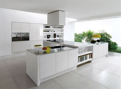 white contemporary kitchens 30 contemporary white kitchens ideas for the home 1017