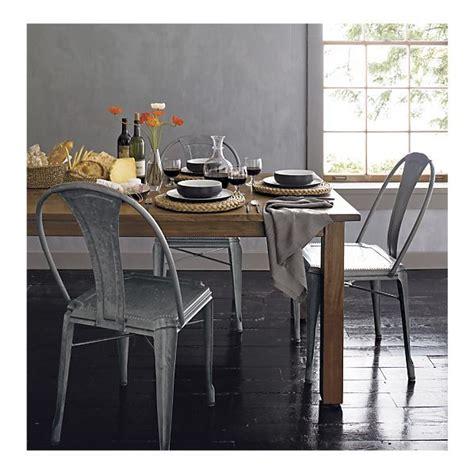 dining chairs gun metal grey classic shape  faux