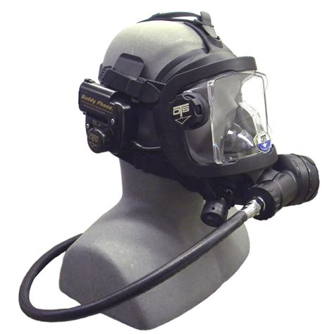 full face mask ots guardian mask with communications and abv dive rescue international