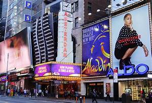 Where to buy cheap Aladdin tickets in NYC