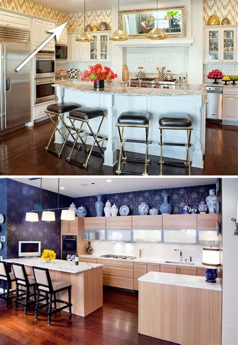 how to decorate above your kitchen cabinets 20 stylish and budget friendly ways to decorate above