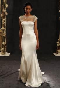 fitted wedding gowns bridal market 2015 three fab wedding dress trends hey wedding