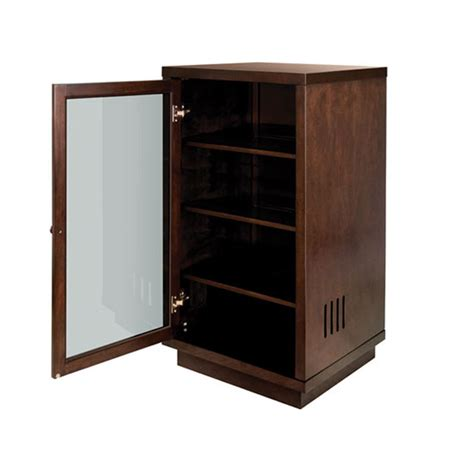 bello  tools assembly wood audio video cabinet dark
