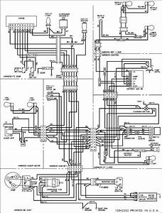 Amana Distinctions Refrigerator Wiring Diagram