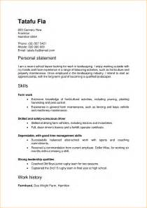 things to put in a resume 5 things to put on your cv invoice template