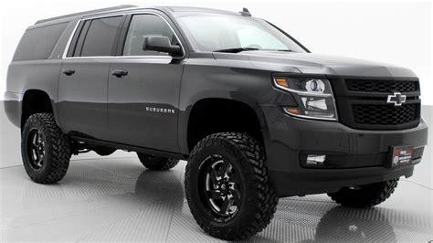 Lifted 2016 Chevrolet Suburban Lt