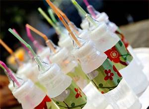 Clever Daycare Names Creative Recipes Of Baby Shower Drinks Baby Shower Ideas