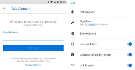 How To Access Hotmail And Outlook On Your Android Device