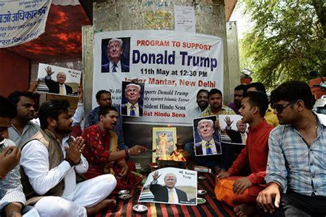 donald trump fan club donald trump s indian fan club newsweek pakistan