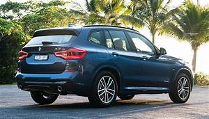 2018BMXX3siderear Car Review Central