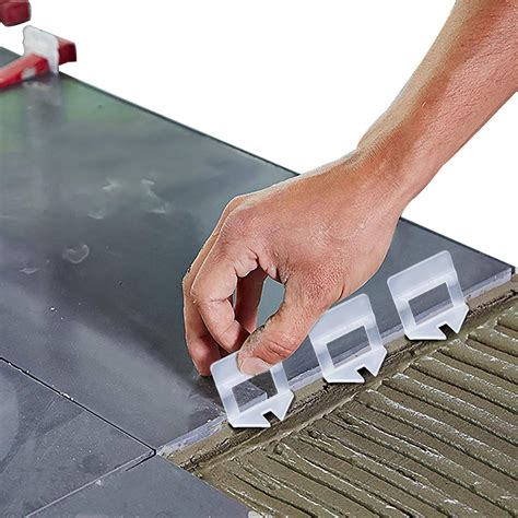 400-2000x Tile Leveling System Clips Levelling Spacer ...