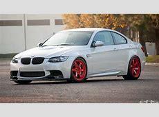 eas Mineral White BMW E92 M3 Build Vorsteiner, Volk