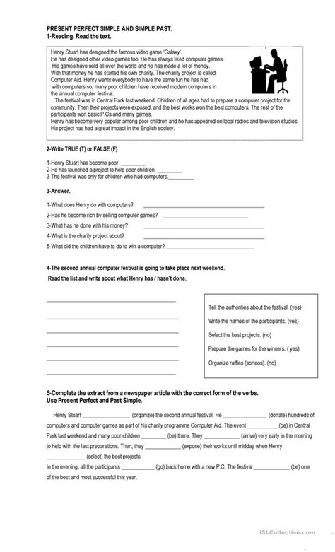 Helping The Poor Worksheet  Free Esl Printable Worksheets Made By Teachers