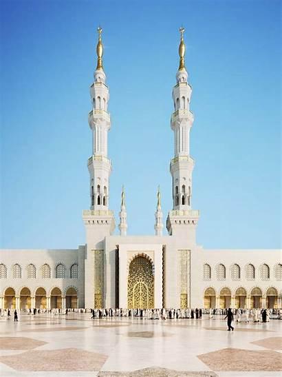 Medina Mosque Architectural Visualisation Arabia Saudi Project