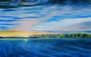 Easy Landscape Oil Paintings