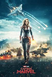Captain Marvel TRAILER release: Marvel boss on when teaser ...