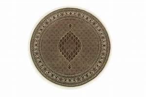 Teppiche Rund 200 : teppich rund beige in 200x200 5130 915 bei kaufen ~ Markanthonyermac.com Haus und Dekorationen