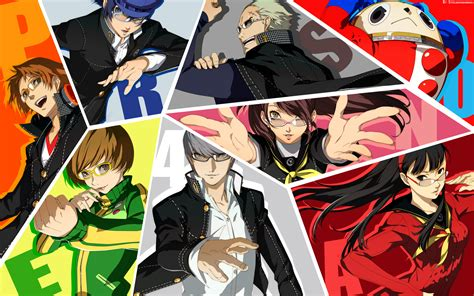 Persona 4 The Animation Wallpaper - persona 4 the animation anisebastian wallpaper 28130424