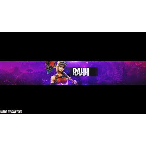 hd fortnite youtube banner  style