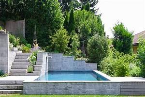 Swimmingpool Im Garten : schwimmbad inspirationen fotos ~ Sanjose-hotels-ca.com Haus und Dekorationen