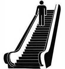 escalator clipart