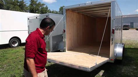 atc ramp door  spring assist youtube
