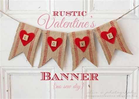 rustic valentines banner pictures   images