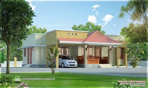 small kerala style beautiful house rendering home design building plans online 46482