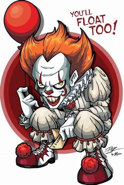 Pennywise Clown Dancing Deviantart Horror Transparent Clipart